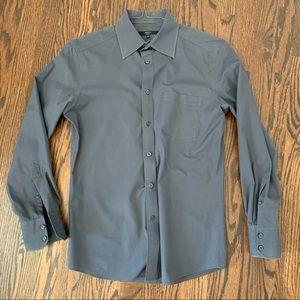 G2000 Dark Gray Dress Shirt